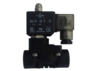 PA14 CS Fluid solenoid valves