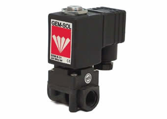 PPA2 Solenoid valve very aggressive media