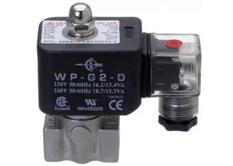 ADS8000 mini stainless steel solenoid valves