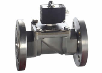 ADS6000 Series stainless steel solenoid valves