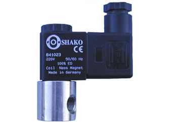 HA miniature stainless steel solenoid valve