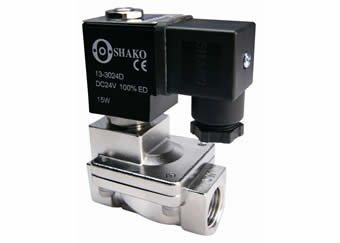 Shako SPU225 Series stainless steel solenoid valves
